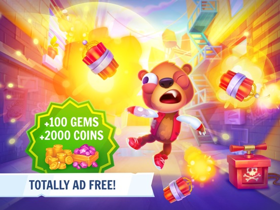 Despicable Bear (Ad Free) Screenshots