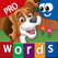 First Words for Kids and Toddlers Professional: Preschool learning reading through letter recognition and spelling