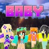 Baby Skins - Cute Skins for Minecraft PE Edition