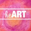 heART Journal Magazine - Paint, Draw, Mixed Media