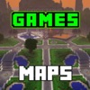 Game Maps for Minecraft PE (Pocket Edition Maps)