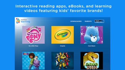 download Ruckus Learning: Interactive eBooks, Comics, Video appstore review