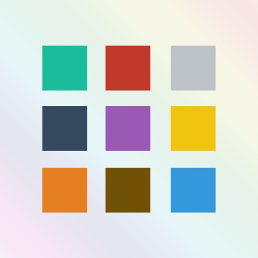 Colorbloks: Solve riddles with brain iOS App