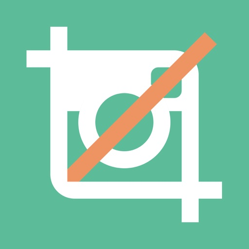 No Crop for Instagram - Post entire pics & videos and get likes,followers,views without cropping. images