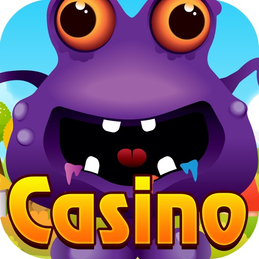 Legend of Monster Jackpot Slots Mobile Party Slots iOS App