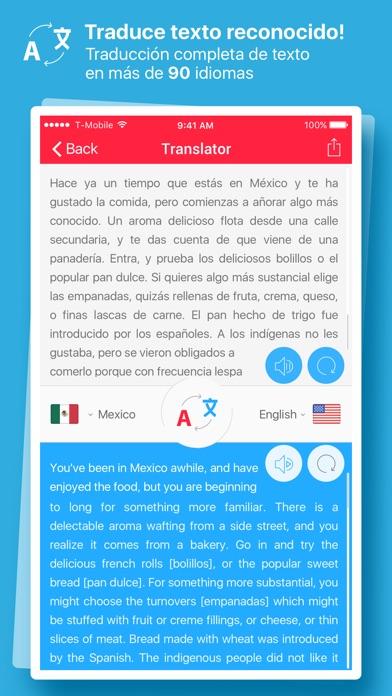 download Escaner & Traductor - convertir foto a texto apps 3