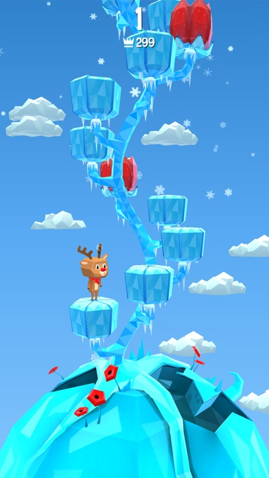 Jumpy Tree Screenshot