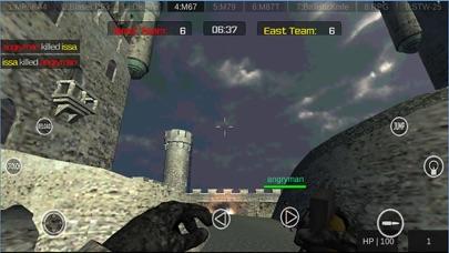 كاونتر عربية أونلاين - حرب الجنودلقطة شاشة3
