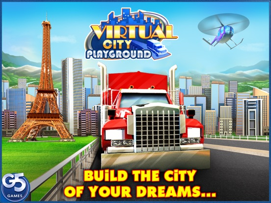 Screenshot #1 for Virtual City Playground®: Building Tycoon HD