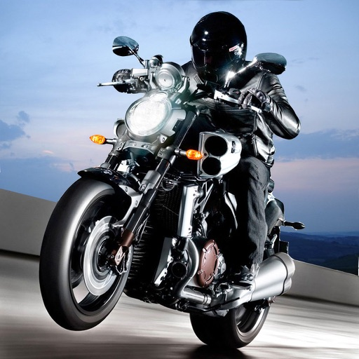 Extreme Bike Stunt : 3D Crazy Ride-r Free iOS App
