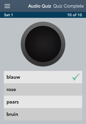 Learn Dutch - AccelaStudy® screenshot 2