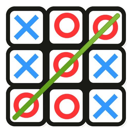 TIC TAC TOE: Tick & Cross Free iOS App