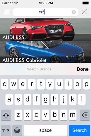 Car Specs Pro screenshot 2
