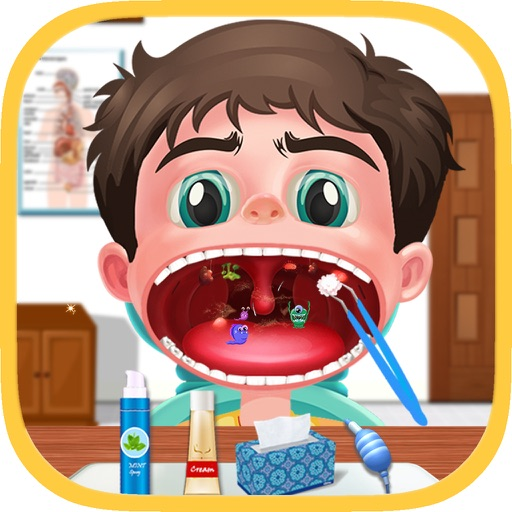 Dr Throat Infection Surgery iOS App