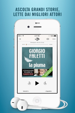 Audible audio books & podcasts screenshot 1