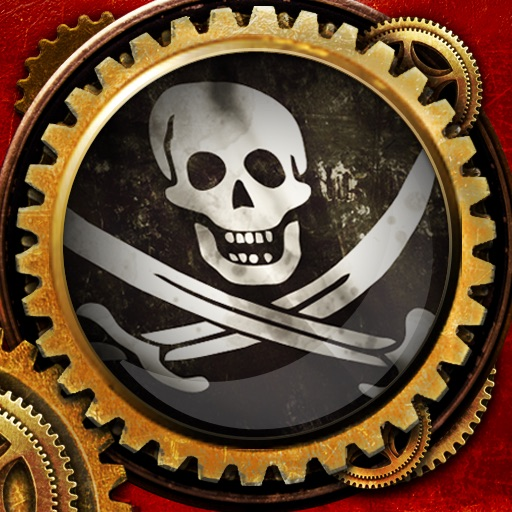 Crimson: Steam Pirates for iPhone【策略海战】