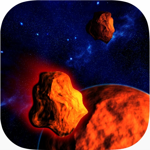 Mars Evac - Asteroid missile defence shield iOS App