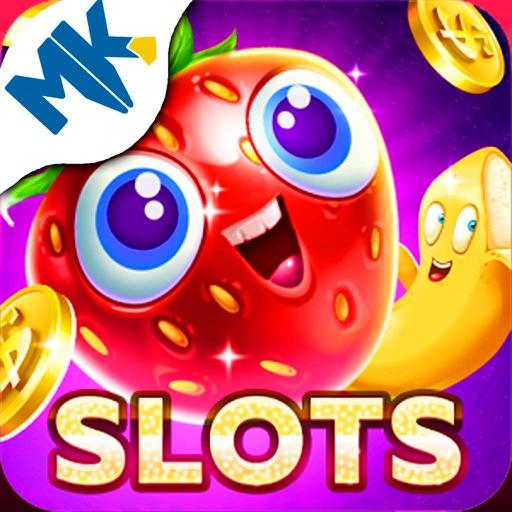 Retro Slots: Free chrismas game ! iOS App
