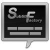 Subtitle Factory subtitle player 1 0 200