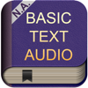 NA's Basic Text - Audio Book
