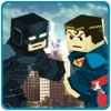 Create SuperHeroes Games - Dress Up Team Up Comics