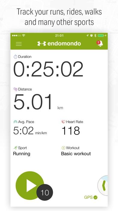 download Endomondo Sports Tracker appstore review