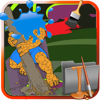 Paint For Kids Game Fantastic Four Version App