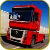 Real Truck Simulator - Скорость вождения и парковк