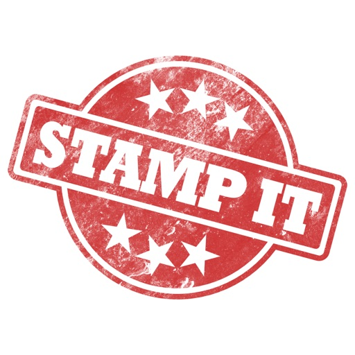 Stamp It Stickers iOS App