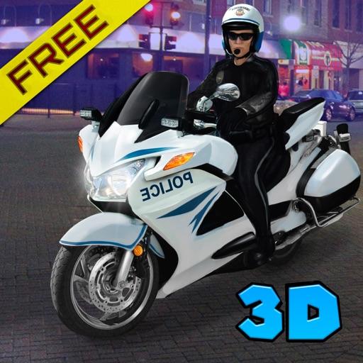 City Police Motorcycle Simulator 3D iOS App