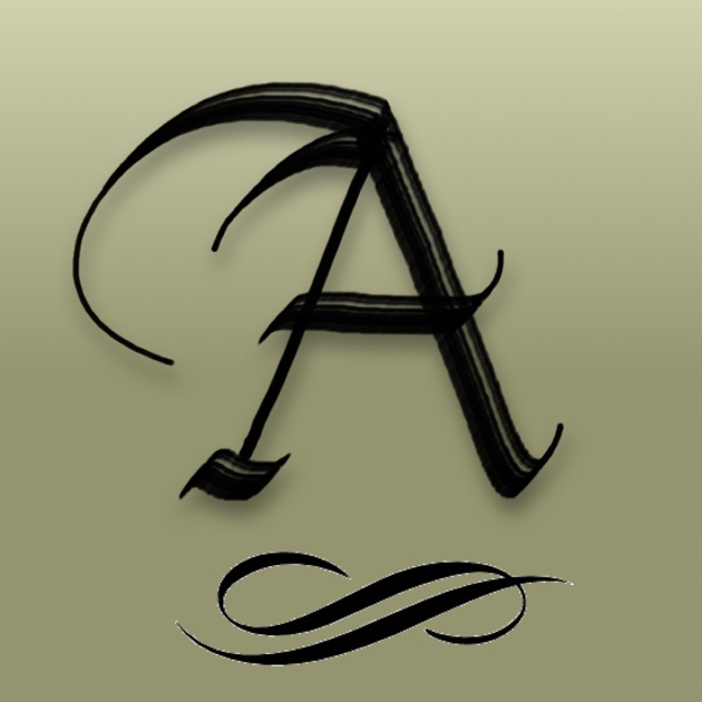 Calligraphy art on the app store Calligraphy store