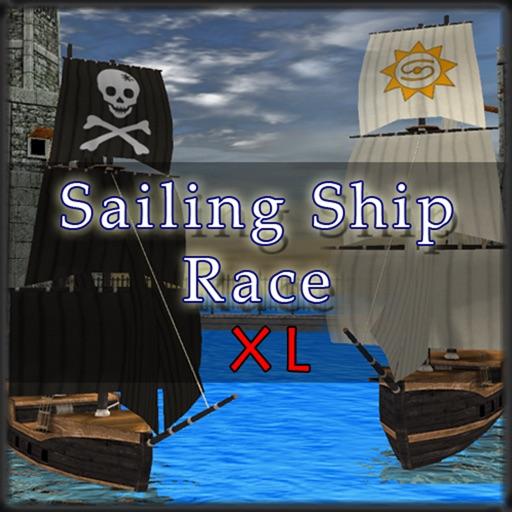 Sailing Ship Race XL iOS App