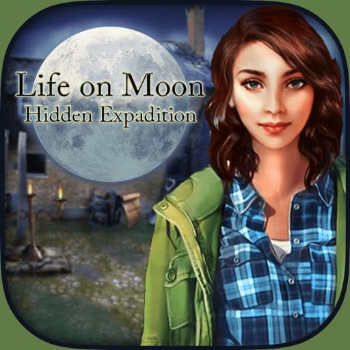 Life on Moon - Hidden Expedition iOS App