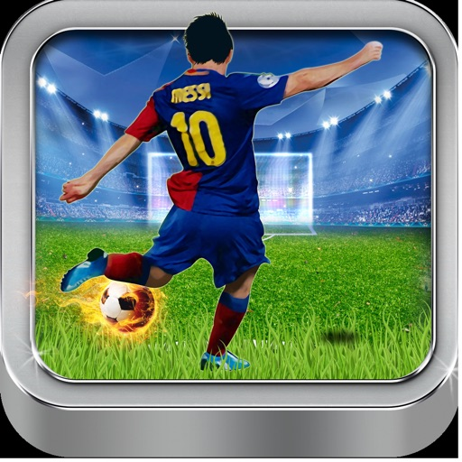 Soccer Freekick Shoot : Lionel Messi Edition