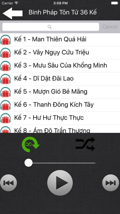Binh Pháp Tôn Tử 36 Kế Audio Book Sách Nói Việt