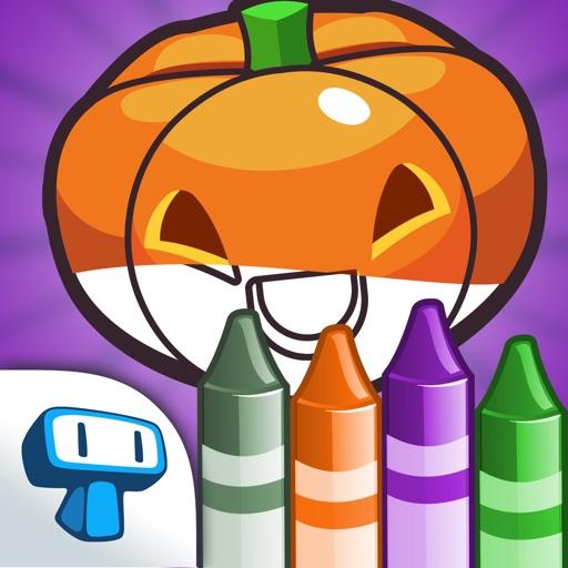 My Coloring Book: Monster - Fun Drawing Game iOS App