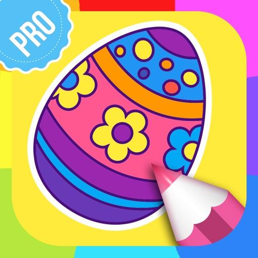 Juegos De Pintar Pascua Para Niños Dibujos De Semana Santa Para