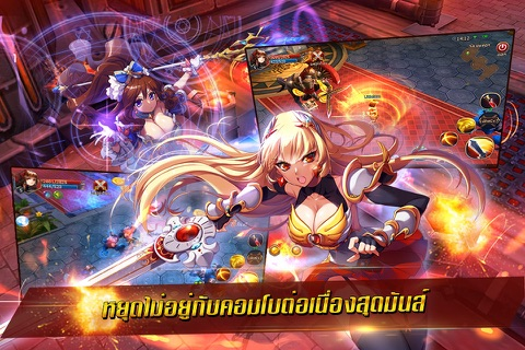 Art of Sword - TH screenshot 3