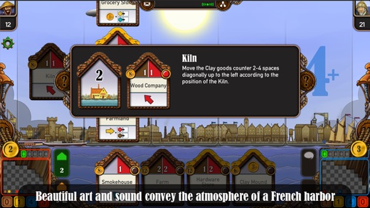 Le Havre: The Inland Port Screenshots