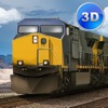 USA Railway Train Simulator 3D Full
