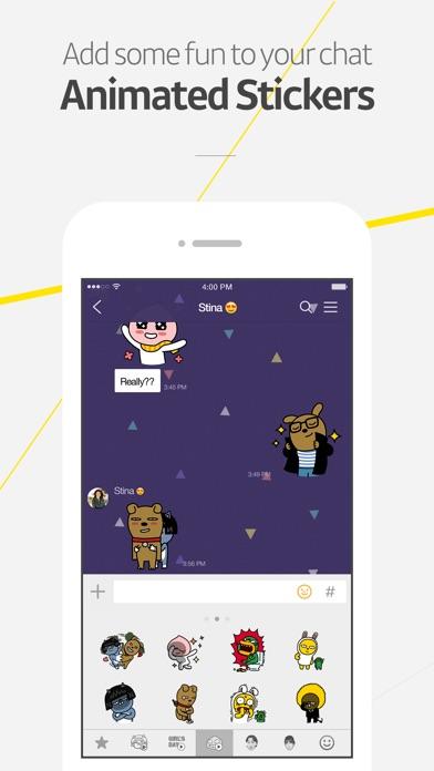 KakaoTalk Screenshots