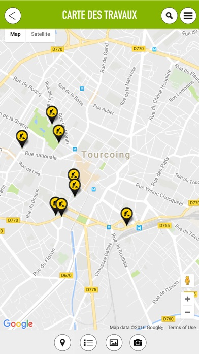 Tourcoing appliCapture d'écran de 5