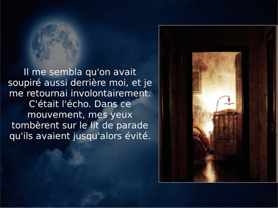 La Morte amoureuse (text and audio)-ipad-4