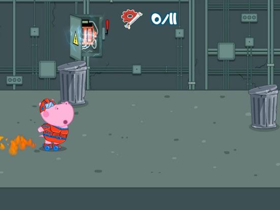 Игра Гиппо Инженерный Патруль. Premium