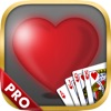 Hearts Solitaire Free Play Classic Card Game+ Pro