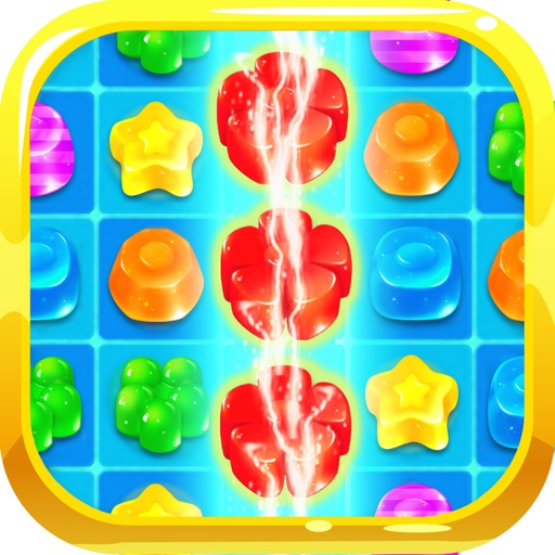 Candy Gems - New Best Match 3 Puzzle Game iOS App