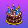 Cake Stickers for iMessage