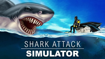 サメの攻撃シミュレータ3Dグレートホワイトフィッシュの戦いのスクリーンショット5