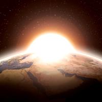 3D Earth - Wetter Widget, Weltuhr DE Prognosekarte