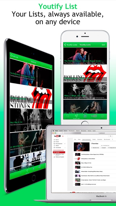 Youtify for Spotify Premium Screenshot 2